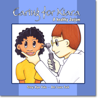 Caring for Kiara-A healthy Jarjum