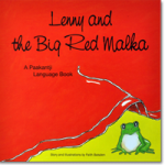Lenny and the Big Red Malka